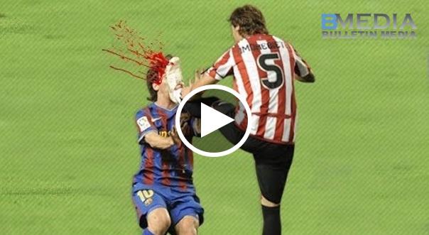 Pergaduhan Paling Brutal Dan Menyakitkan Dalam Bola Sepak