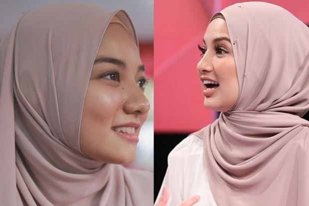 Kembar Neelofa Dapat Jadi Pembaca Berita TV9