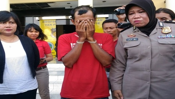 Budak Usia 9 Tahun Dirogol Oleh Bapa Kandung Selama 12 Bulan Mengalami Trauma Teruk Hingga Menjadi Gila..