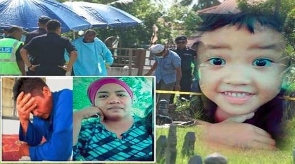 Ibu Nur Aliya Pengsan Dengar Kematian Anak Disiasat Mengikut Seksyen 304A