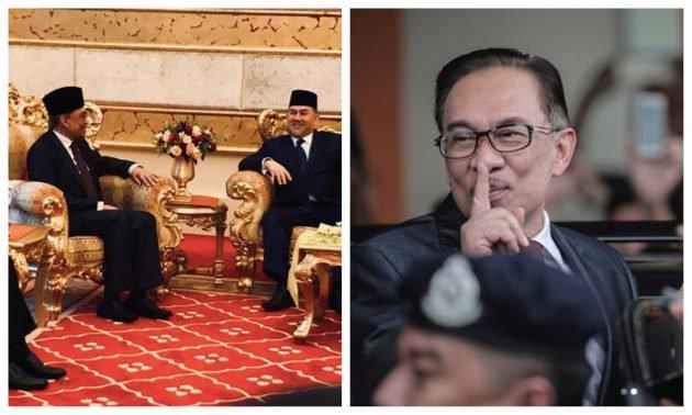 [FOTO & VIDEO] Sekitar Pembebasan Datuk Seri Anwar Ibrahim Hari Ini