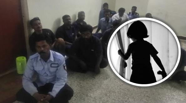 Kanak-kanak OKU Diberi Dadah Sebelum Diperkosa 17 Lelaki Selama 7 Bulan