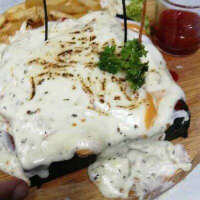 Pengalaman Merasa Makanan Western Di Kongkong Mukah Pages