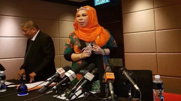 Pulak Dah! Tergempar – Datuk Seri Vida Tuntut Aishah Mohon Maaf Secara Terbuka! Jika Tidak KITA SELESAIKAN DI MAHKAMAH…
