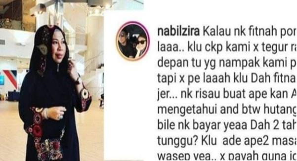 """Jangan Suka Hati Fitnah, Hutang Kami Bila Nak Bayar.."" – Isu Semakin Rumit"
