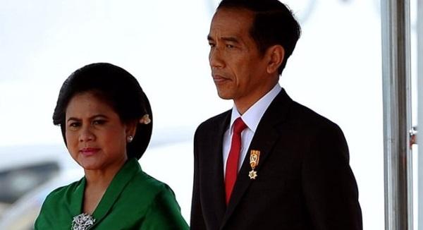 Ramai Tidak Sangka Sebenar Presiden Indonesia Jokowi Tidak Pernah Cakap Ayat Ini Pada Isteri Dia