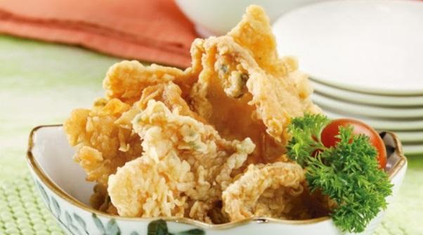 Kulit Ayam Sebenarnya Sangat Bagus Untuk Manfaat Kesihatan Anda