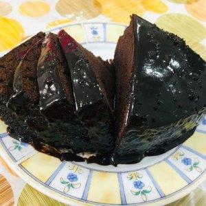 Kek Coklat Milo Kukus Moist Sukatan Cawan Resepi Azlina Ina