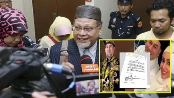 Kes perc3eraian Sultan Kelantan, Timb. Menteri Besar Kelantan Datuk Mohd Amar mula bersuara