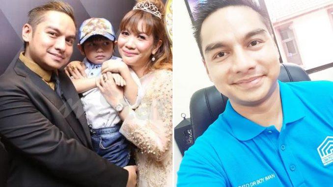 Selepas Isteri Dicer4i Talaak Tiga, Boy Iman Dedah Ini Antara Punca Keruntuhan Rumahtangga Mereka