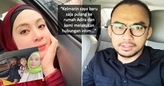 Adira Sudah Mengakv Fail Cerrai, Datuk Red Pula Tegaskan Hvbungan Masih Lagi Mesra