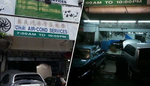 'Jahanam kereta aku, dahlah mahal' - Ramai yang dah terkena dengan bengkel servis air-cond ni