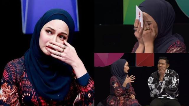 """""""Bila Lofa Bvat Pengumuman, Saya Terkesan,"""" Nabil Ulas Bila Neelofa Undur Diri 'Live' di MeleTop"""