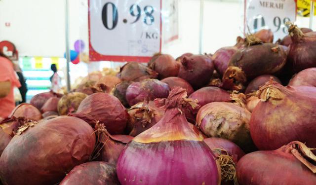 Bagaimana kehidupan anda sejak harga bawang India meningkat?