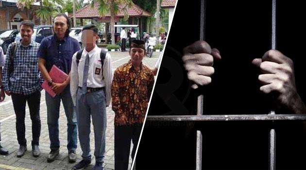 Pelajar bunuh suspek cuba merogol kekasihnya bakal dipenjara seumur hidup