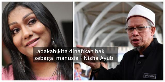 Bila Dr Zulkifli Beri Lesen Penuh Pd JAWI,Aktivis Tr4nsgender Nisya Ayub Tampil Bersuara