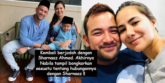 Kembali bersama dengan bekas suami. Setelah sekian lama menyepi akhirnya Noor Nabila tampil bongkarkan sesuatu tentang status hubunganya dengan Sharnaaz buat warganet terkedu.