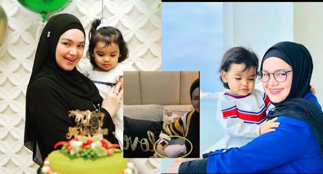 Setelah sekian lama menyepi akhirnya terjawab segala teka teki. Datuk Siti Nurhaliza tampil bersuara buat satu pengakuan bila ditanya tentang hamil ank kedua.