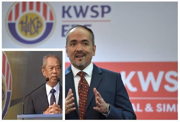 CEO kwsp dedah ada cara lain selain dari keluarkan dari akaun satu…Terbaik!!!