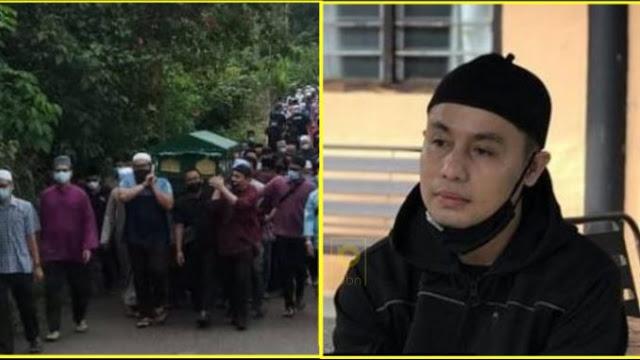 Dikebumikan Pagi Tadi, Pendakwah Popular PU Azman Baru Sahaja Kehilangan Insan Tersayang, Alfatiha